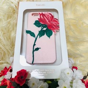 NWT Ban.do IPhone 6/6s Cover